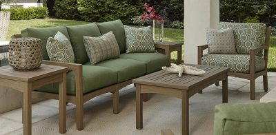 What are the sectional sets – outdoor furniture