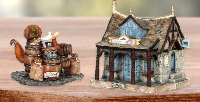 Efteling Houses